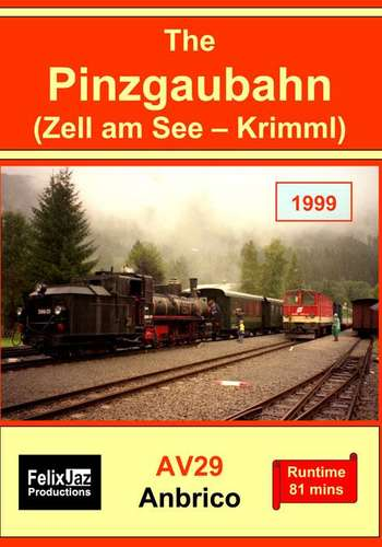The Pinzgaubahn - Zell am See - Krimml