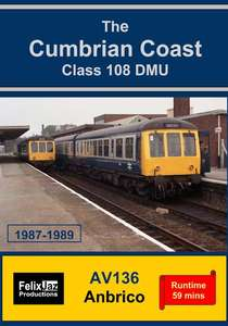 The Cumbrian Coast Class 108 DMU