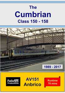 The Cumbrian Class 150-158 - 1989-2017