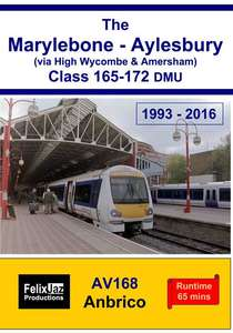 The Marylebone - Aylesbury Class 165-172 DMU 1993 - 2016