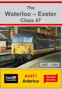 The Waterloo - Exeter Class 47
