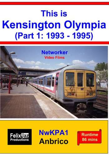 This is Kensington Olympia - Part 1  1993 - 1996)