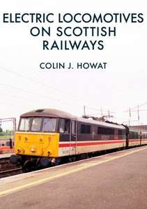 Electric Locomotives on Scottish Railways - Book