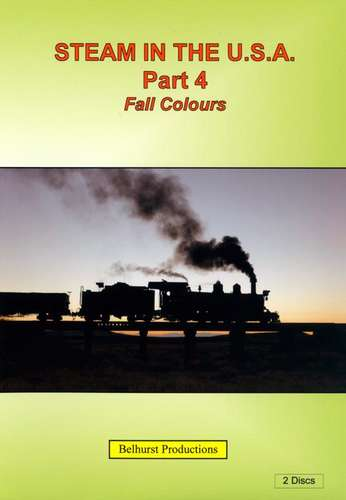Steam in the USA Part 4 - Fall Colours
