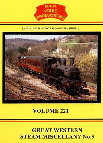 Great Western Steam Miscellany No.5