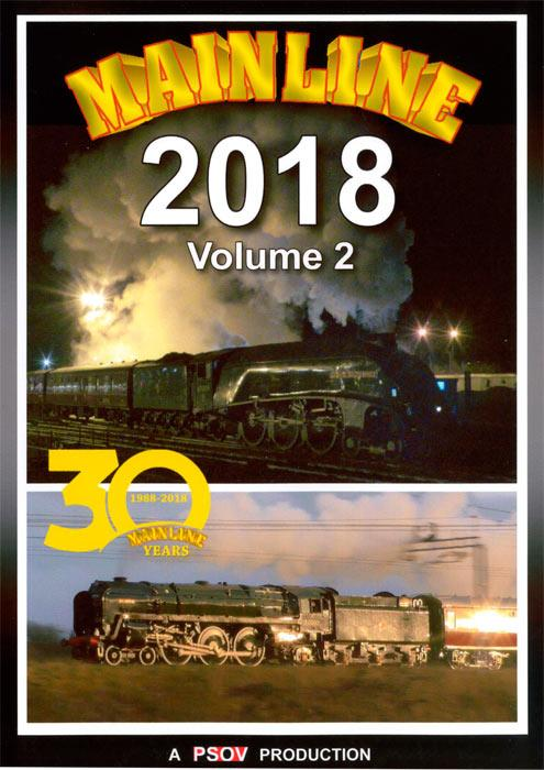 Mainline 2018 Volume 2. DVD