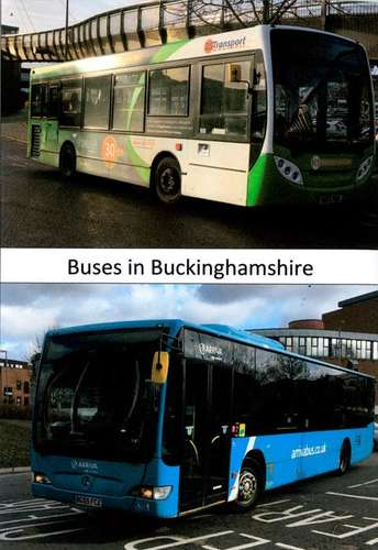 Buses in Buckinghamshire