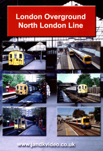 London Overground - North London Line