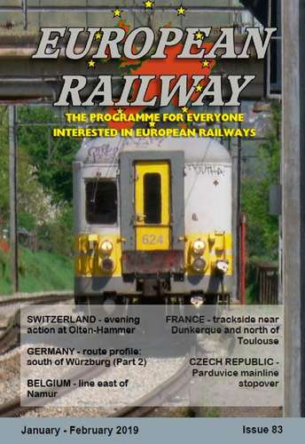European Railway - Issue 83