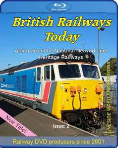 British Railways Today: Issue 2. Blu-ray