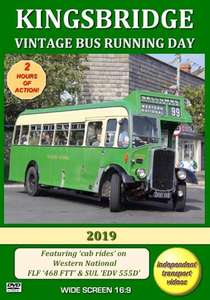 Kingsbridge Vintage Bus Running Day 2019