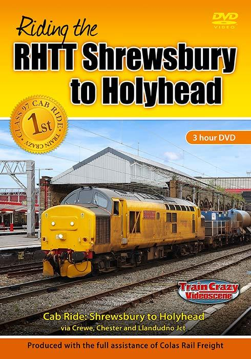 Riding the RHTT Shrewsbury to Holyhead