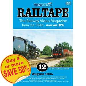 RAILTAPE No. 12 - August 1995