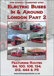 Electric Buses In and Around London Part 2