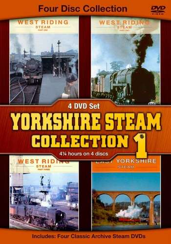 Yorkshire Steam Collection No.1