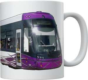 Light Rail Mug Collection - Blackpool Flexity 2