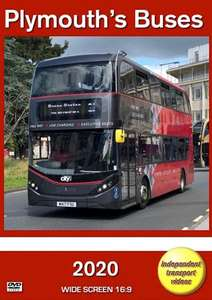 Plymouth's Buses 2020