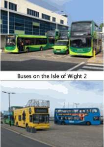 Buses on the Isle of Wight 2