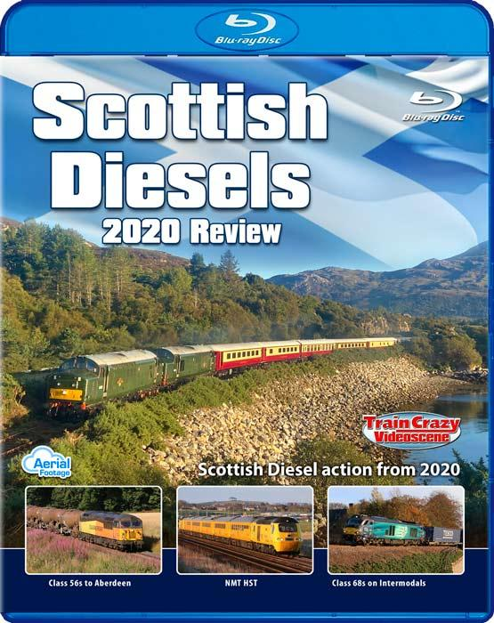 Scottish Diesels 2020 Review. Blu-ray