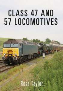 Class 47 and 57 Locomotives - Book