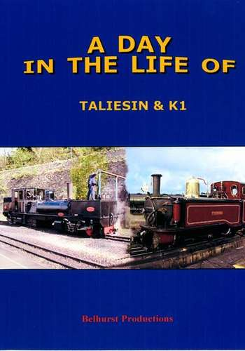 A Day in the Life of Taliesin and K1 - Ffestiniog and Welsh Highland