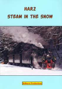 Harz - Steam in the Snow