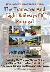 The Tramways and Light Railways Of Portugal