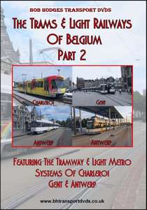 The Trams & Light Railways of Belgium Part 2