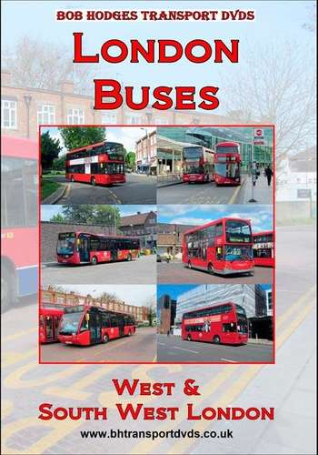 London Buses - West and South West  London