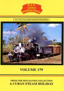 A Cuban Steam Holiday - B&R 179