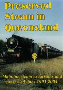 Preserved Steam in Queensland