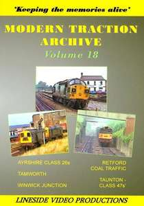 Modern Traction Archive - Volume 18