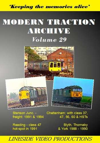 Modern Traction Archive - Volume 29