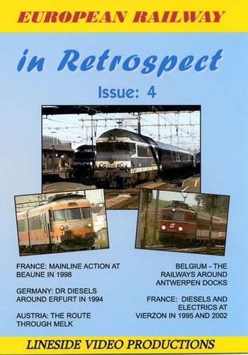 European Railway in Retrospect - Issue 4