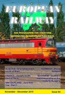 European Railway - Issue 64 November - December 2015