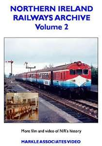 Northern Ireland Railways Archive Volume 2