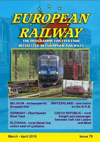 European Railway - Issue 78