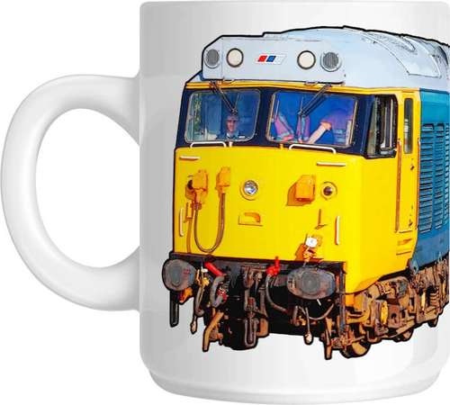 The Preserved Diesel Mug Collection - No.4