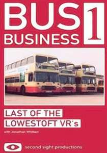 Bus Business 1 - The Last of The Lowestoft VRs