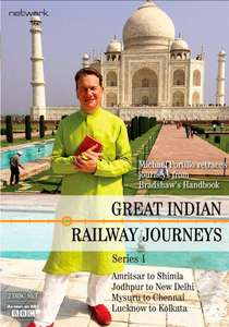 Great Indian Railway Journeys - Series 1