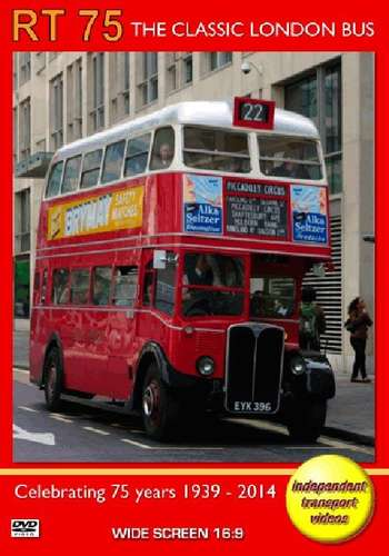 RT75 - The Classic London Bus