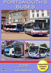 Portsmouths Buses 2015