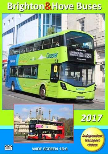 Brighton and Hove Buses 2017