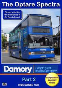 Damory Part 2 - The Optare Spectra