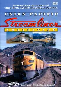 Union Pacific Streamliner Collection