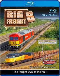 Big Freight 8 - Blu-ray