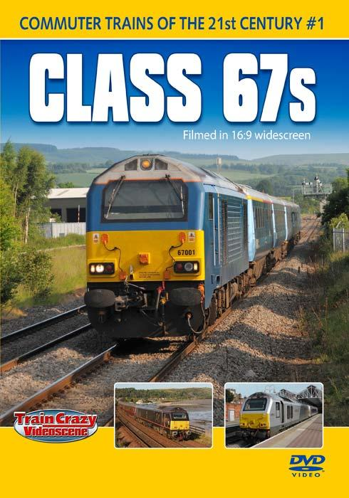 Commuter Trains of the 21st Century #1 - Class 67s