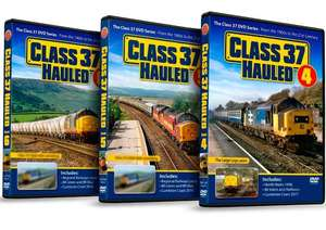 Class 37 Hauled DVD Subscription Issues 4 - 6