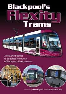 Blackpools Flexity Trams - Booklet