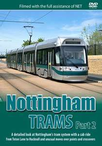 Nottingham Trams - Part 2